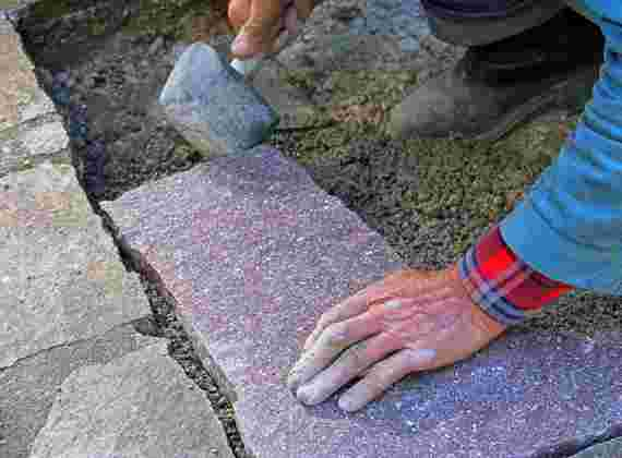 stone instillation services